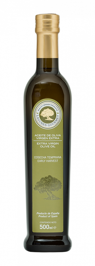 Aceite de Oliva Virgen Extra. Cosecha Temprana