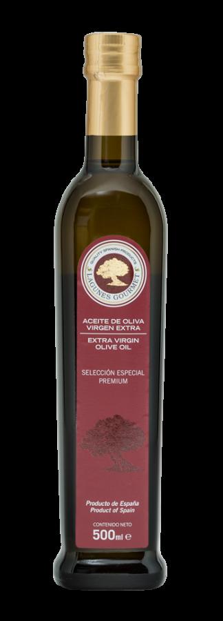 Aceite de Oliva Virgen Extra. Selección Especial